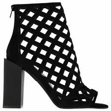 Jeffrey Campbell Praxis Block Heels Womens