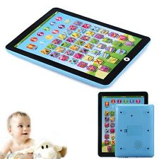 Kids Children English Learning Pad Toy Educational Computer Tablet Gifts New