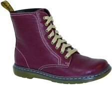Original Doc Dr Martens 8-hole Felice Felice Cherry Red 14764601