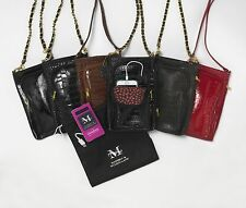 Cross Body Cell-Charging Body Purse +Free 4000 mAh charger!