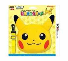 Brand New Nintendo product Pokemon Pikachu Pouch for 3DS/DSi/DS/Lite