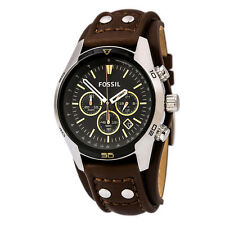 Fossil Sport   Mens Analog Brown Watch CH2891