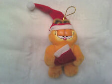 Garfield The Cat Christmas Tree Ornament 1990's - Excellent Condition!