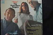 """POZO SECO SINGERS...1966...TIME/I'LL BE GONE....""""360 SOUND MONO CL 2515"""