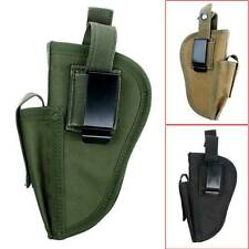 Waterproof Military Tactical Hand Gun Pistol Holster W/ Mag Slot Holder