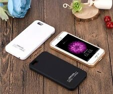 iPhone6 6S NEW Slim External Battery Backup Power Pack Charger Case Cover for