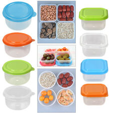 Plastic Meat Food Storage Containers Fresh Refrigerator Case Fish Crisper Box AU