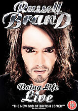 Russell Brand - Doing Life - Live (DVD, 2007)