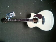 Crafter TC 035 electro- acoustic guitar & gigbag brand new waranteed