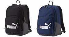 Puma Backpack Rucksack Bag Unisex School Work College Laptop Bag Double Strap