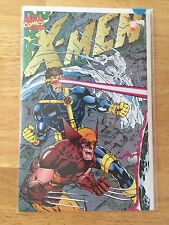 MARVEL COMICS X-Men Cyclops & Wolverine-Collector's Edition Oct 1991 FREE SHIP