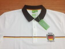 HUGO BOSS GREEN MEN'S SHIRT GR-PADDY FLAG GERMANY DEUTSCHLAND SZ2XL/XXL
