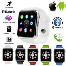 GT08 Bluetooth Smart Watch GSM SIM Phone Mate For Android iPhone Samsung HTC LG