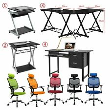 Computer Desk Table Study Desks Executive Chairs Office Furniture Workstation