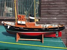 RC Model Tug Boat