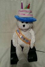 "Chantilly Lane Musical Animated Bear Sings ""Happy Birthday"""