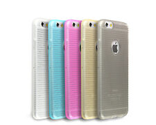 Transparent Ultra Thin Skin Bumper Case Cover for Apple iPhone 4 4s 5 5s SE 6 6s