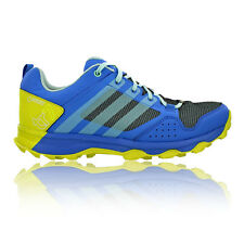 Adidas Kanadia 7 TR Womens Blue Gore Tex Waterproof Running Shoes Trainers