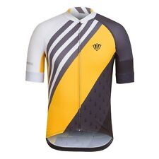 Rapha Trade Team Pro Team Jersey Short Sleeve Yellow Sizes Medium & Large BNWT