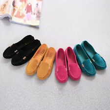 New Daily Women Girl Flats Slip On Loafers Fashion Casual Comfort Leisure Shoes