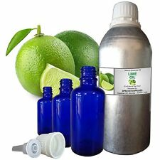 LIME OIL 100% Pure Natural Essential Oil, Therapeutic Grade 5 ml to 250 ml