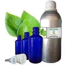 HOLY BASIL Essential Oil 100% Pure Natural Therapeutic Grade