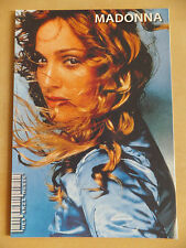 MADONNA Ray of Light  ISRAEL  PROMO POST  CARDS 1998  Hebrew