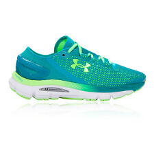 Under Armour Speedform Gemini 2.1 Womens Blue Running Sports Shoes Trainers
