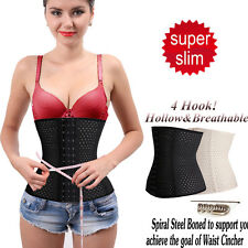Hot Body Slim Waist Trainer Girdle Shaper Cincher Belt Workout Band Corset BT50