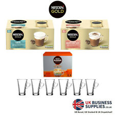 Nescafe Azera Latte & Cappuccino Sachets Multi Pack & Latte Mug Offer