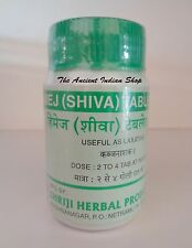 HIMAJ SHIVA 100 Tablets, Shriji Herbal, FREE SHIPPING WORLDWIDE