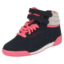 Girls Reebok Hi-Top Trainers 'hi Cozy Craze'