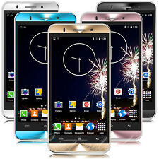 "5.0"" Touch Android5.1 Smartphone 2SIM Quad Core 3G GSM GPS Mobile Phone Unlocked"