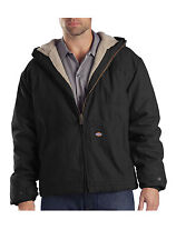 Dickies TJ350 Duck Sherpa Lined Hooded Jacket NEW - 5 Colors - M-2XL