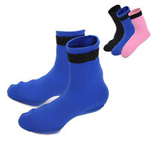 Snorkeling Diving Neoprene Scuba Socks Surfing Water Sports Wet Suit Sock Boots