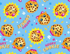 Custom Fitted Crib ~ Toddler Bed Sheet - Shopkins!