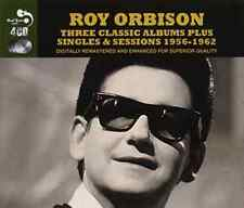 Roy Orbison-3 Classic Albums Plus Singles Sessions 1  CD NEW