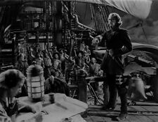 Errol Flynn Movie Scene on a Ship High Quality Photo