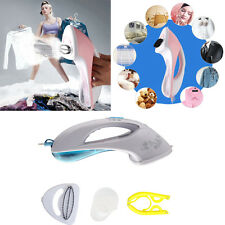 NEW Mini Electric Portable Travel Hand Held Iron Clothes Steamer Garment Steam