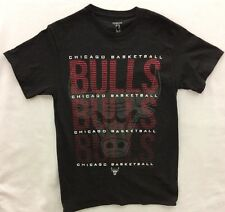 UNK NBA Chicago Bulls Men's Repeater T-Shirt Choose Your Size