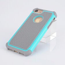 New Shockproof Hybrid Rugged Rubber Hard Case Cover Skin for Apple iPhones