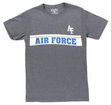 Old Varsity Air Force Shirt Charcoal Grey