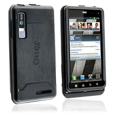 New!! Otterbox Commuter Series Hybrid Case for Motorola Droid 3 and Milestone 3