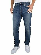 Mens Levis 512 0020 Slim Tapered Fit Stretch Jeans Blue
