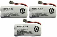 Genuine Uniden BT-1021 Cordless Handset Rechargeable Battery Home Phone 1-3 Pcs