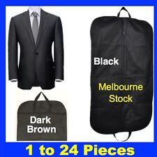 SUIT COVER BAGS  Jacket Garment Storage Coat Protector Clothes Dress Cover