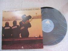 """THE BRECKER BROTHERS BAND BACK TO BACK RECORD LP VINYL 12"""" GATEFOLD"""