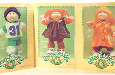 Lot of 10 - Vintage Cabbage Patch Kids CPK Collectible School Folders 1984 Rare
