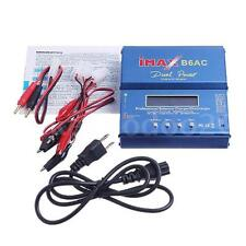 iMAX B6AC Battery Balance Charger For Lipo/Li-ion / LiFe / NiMh RC Battery Z9M4