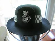 WPC HARD BOWLER HAT SUFFOLK CONSTABULARY
